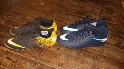 Indoor soccer shoes or every day shoes