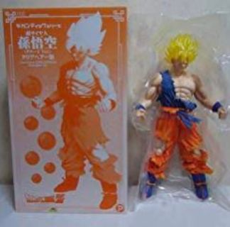18 Gigantic Series ss Goku X-plus Dragon Ball Z figure Rare big large statue 1/4 scale