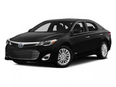 2014 Toyota Avalon Hybrid XLE Premium (SIZZLING CRIMSON MICA)
