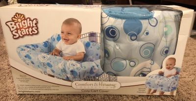 New in the box cart/high chair cover