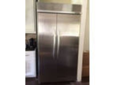 "Kitchenaid Built In 42"" Refrigerator"