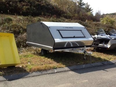2015 Alcom Trailer PFS 101X12 Utility Barre, MA
