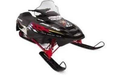 2002 Polaris Indy 500 Trail Sport Snowmobiles Eagle Bend, MN