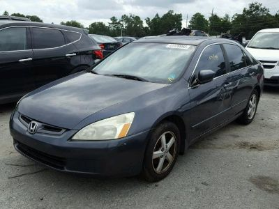 2005 Honda Accord EX (Black)