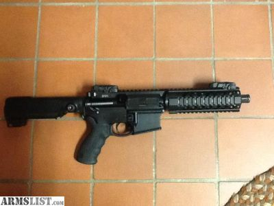 For Sale: AR Pistol Upper , trade for 450 bushmaster upper