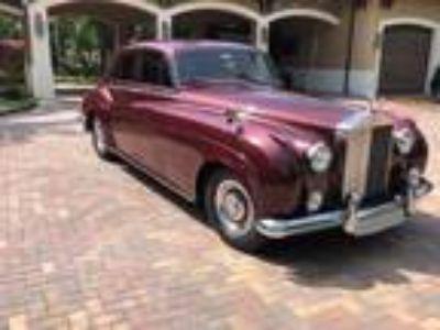 1961 Rolls-Royce Silver Cloud II V8