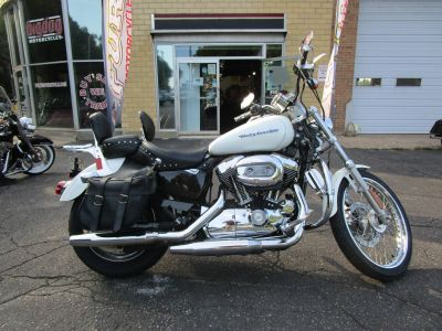 2005 Harley-Davidson Sportster XL 1200 Custom Sport Motorcycles South Saint Paul, MN