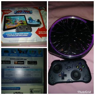 Skylanders kit for tablet