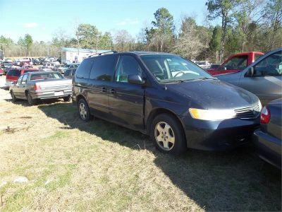 1999 Honda Odyssey EX (Blue)