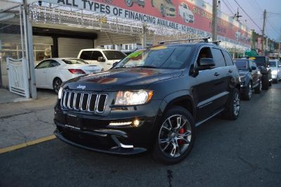 2012 Jeep Grand Cherokee SRT8 (Black)