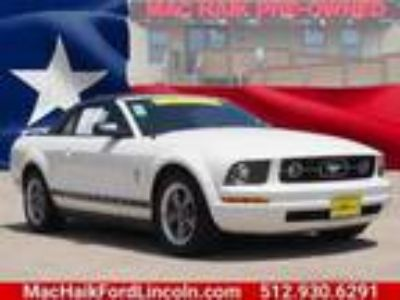 used 2006 Ford Mustang for sale.
