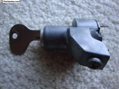 early 60s ignition switch with key