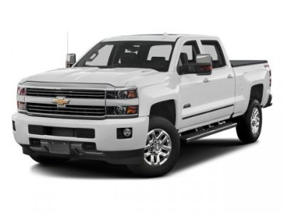 2018 Chevrolet Silverado 3500HD High Country (Graphite Metallic)