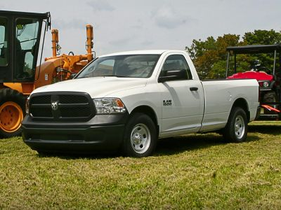 2018 RAM 1500 Express (Steel Metallic)