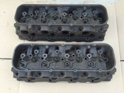 Buy 1966 66 Corvette 396/427 Chevelle SS Chevy Impala 3872702 Cylinder Heads CLEAN motorcycle in San Diego, California, United States, for US $579.99