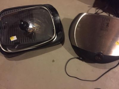 Grills great condition $5 each