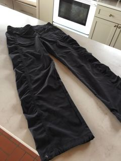 Athlete Loose Fit Cargo Pant