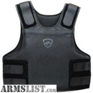 For Sale: Safelife Defense Level 3A+ Concealable Body Armor