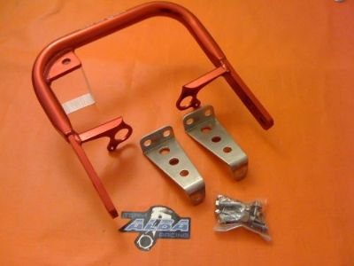 Find Yamaha YFZ 450 Grab Bar Rear Bumper Alba Racing red 199-T6-R4 motorcycle in Santee, California, United States, for US $51.00