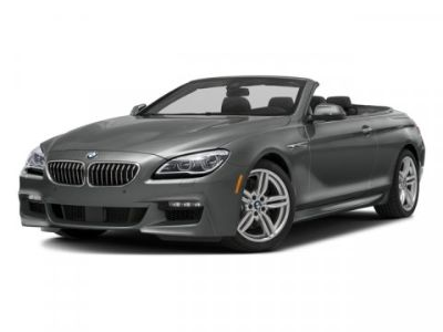 2018 BMW 6-Series 640i xDrive (Ruby Black Metallic)
