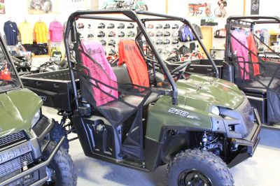 2018 Polaris Ranger 570 Full-Size Side x Side Utility Vehicles Adams, MA