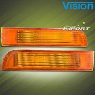 Sell 95 96 97 98 99 NISSAN MAXIMA GLE LH + RH AMBER LENSE SIDE MARKER LIGHTS motorcycle in Waterbury, Connecticut, US, for US $20.00