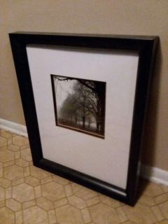 Z-GALLERIE PICTURE.....EXCELLENT CONDITION