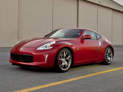 2014 Nissan 370Z Base (Magnetic Black Metallic)