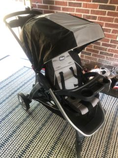 Bravo for 2 Sit and Stand Stroller