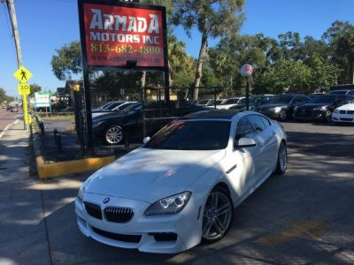 2013 BMW 6-Series 640i Gran Coupe