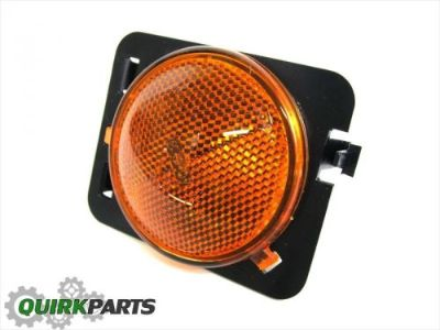 Purchase 07-16 Jeep Wrangler Fender Flare Lamp LEFT Side Marker MOPAR GENUINE OEM NEW motorcycle in Braintree, Massachusetts, United States, for US $23.86
