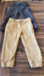 Vintage cotton pants. U can dress these up. 3t