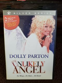 Dolly Parton Unlikely Angel DVD