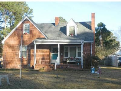 4 Bed 2 Bath Preforeclosure Property in Wilson, NC 27893 - Lynwood Ave NE