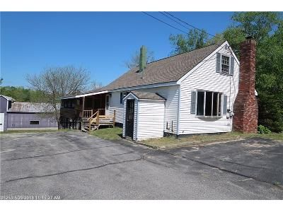 3 Bed 1 Bath Foreclosure Property in Monmouth, ME 04259 - Annabessacook Rd