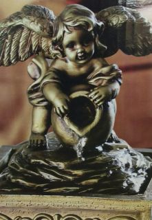 Phillip Moore's Angel Water Fountain