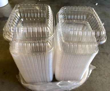 75 plastic food containers