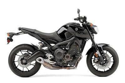 2016 Yamaha FZ-09 Sport Motorcycles San Jose, CA