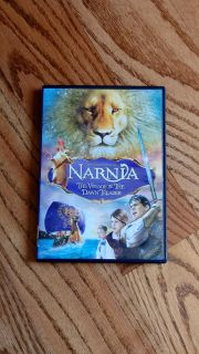 The Chronicles of Narnia The Voyage of the Dawn Treader DVD. Great condition