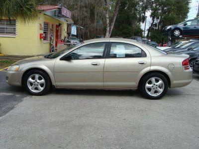 2006 Dodge Stratus SXT (Gold)