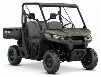 2019 Can-Am Defender HD5 Utility SxS Leesville, LA