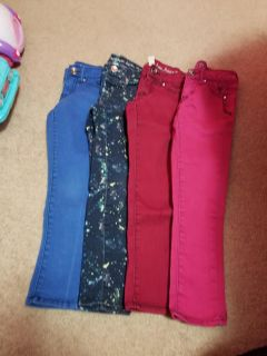Size 6 Justice Jean's $10 for all