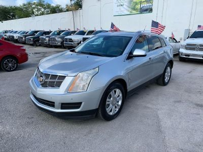 2011 Cadillac SRX Luxury Collection (Silver)