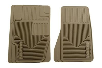 Sell Husky Liners 51123 03-06 Cadillac CTS Tan Custom Floor Mats Front Set 1st Row motorcycle in Winfield, Kansas, US, for US $72.95