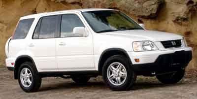 2001 Honda CR-V SE (Not Given)