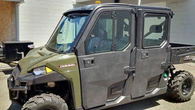 2018 Polaris Ranger Crew Diesel Side x Side Utility Vehicles Salinas, CA