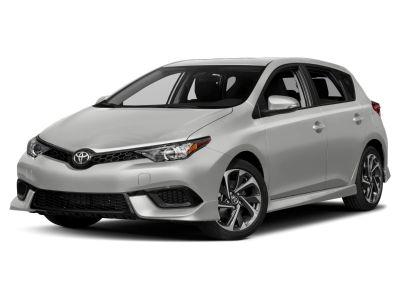 2018 Toyota Corolla iM Base (Blizzard Pearl)