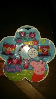 Peppy Pig Accessory kit