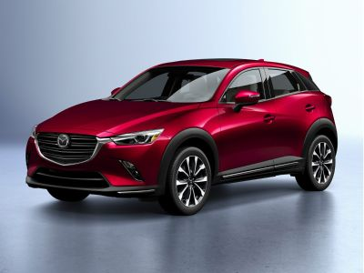 2019 Mazda CX-3 Grand Touring (Machine Gray)
