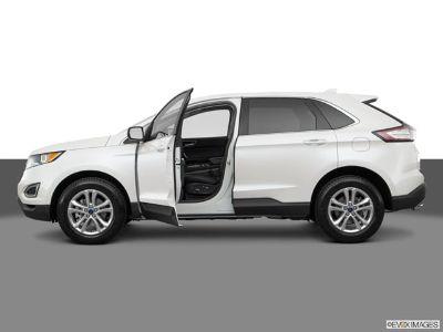 2018 Ford Edge SEL (Ingot Silver Metallic)